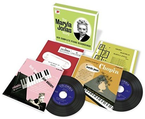 Original Complete Piano Music (The Maryla Jonas Story - Her Complet E Piano Recordings)