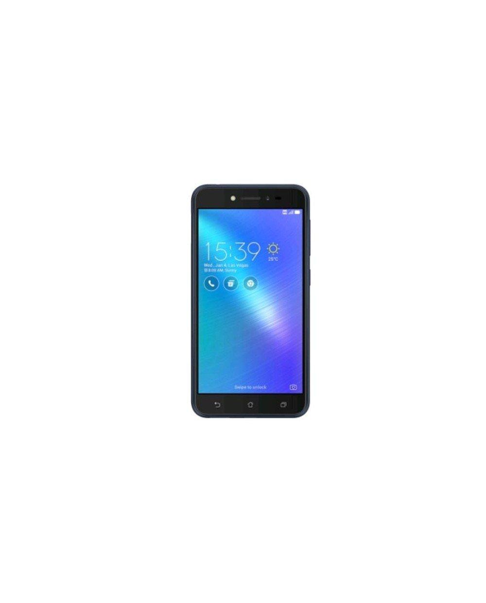 TIM ASUS Zenfone Live SIM Doble 4G 32GB Negro, Marina - Smartphone (12,7 cm (5