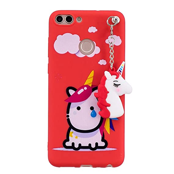 Amazon.com: Huawei P Smart Case, Yoodi Ultra Slim Cute Case ...