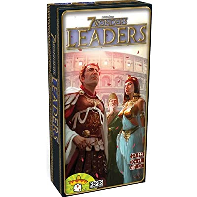 7 Wonders: Leaders Expansion: Toys & Games