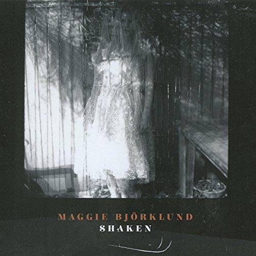 CD : Maggie Björklund - Shaken (CD)