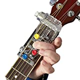 Coherny Classical Chord Teaching Aid Guitar Learning System Teaching Aid Accessories for Guitar Learning Portable Learn Chord Assistant
