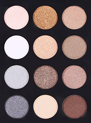 City Color Brown Sugar Eyeshadow Palette -