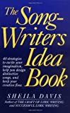Songwriter's Idea Book, Sheila Davis, 0898795192