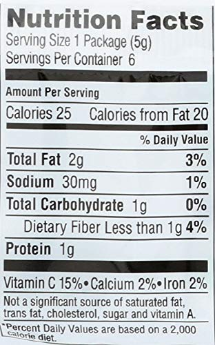 GimMe Health Foods Organic Roasted Seaweed Snack, Teriyaki, 0.17 ounce, (Pack of 48) by Gimme Health Foods (Image #3)