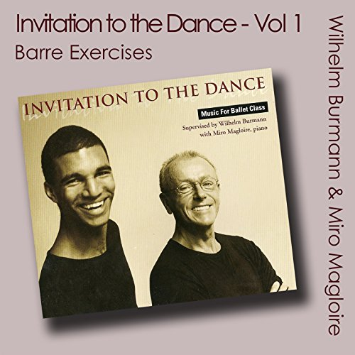 Invitation to the Dance, Vol. 1 (Ballet Class Music) [Barre ()