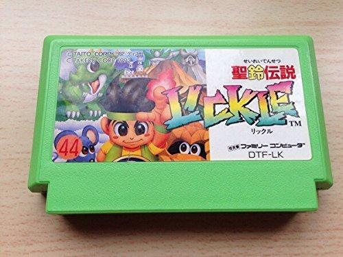 (Seirei Densetsu Lickle (Little Samson), Famicom Japanese NES Import by Taito)