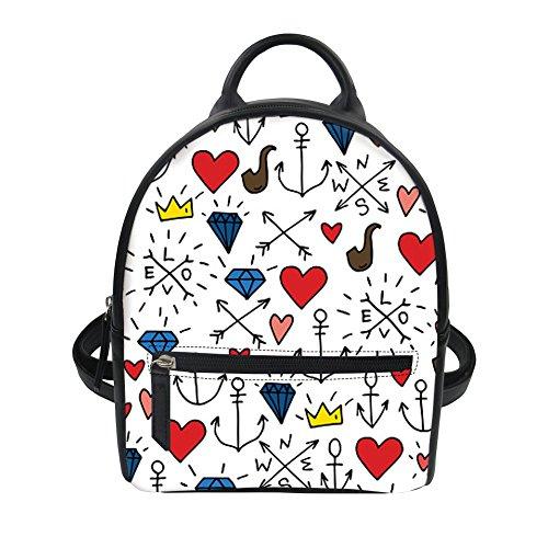 main Advocator Advocator pour Color à 3 Violet au backpack femme packable porté Color dos 1 Sac EwpgAqw1