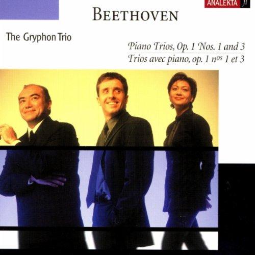 Piano Trio No. 5 in D Major, Op. 70 No. 1: I. Allegro ...