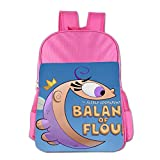 The Fairly OddParents Poof Kids Shoulders Bag Pink
