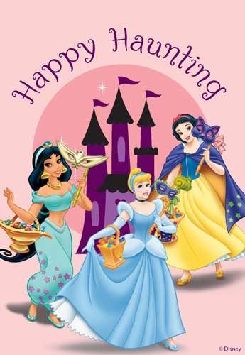 Paper Magic Group Disney Princess Party Favor Bag Assortment, Pack of 48 -