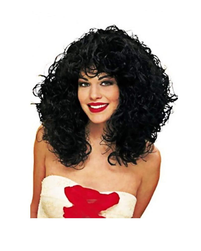 Horror-Shop Esmeralda peluca: Amazon.es: Juguetes y juegos