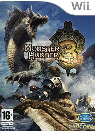 Monster hunter 3 [Importación francesa]: Amazon.es: Videojuegos