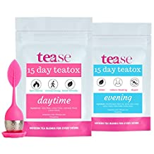 Tease Tea 15 Day Triple Teatox Cleanse and Detox Kit