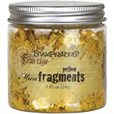Stampendous Frantage Mica for Arts and Crafts, Yellow