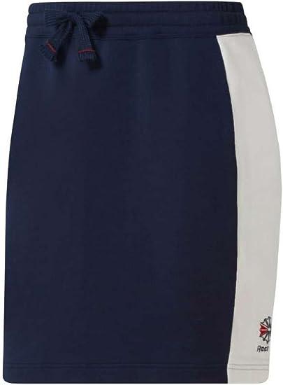 TALLA M. Reebok AC Jersey Skirt - Falda Mujer
