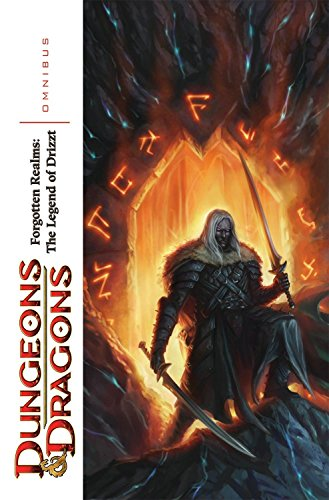 Dungeons & Dragons: Forgotten Realms – The Legend of Drizzt Omnibus Volume 1 (D&D Legends of Drizzt Omnibus)