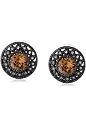 "Carolee LUX ""What A Girl Wants"" Round Stud Earrings"