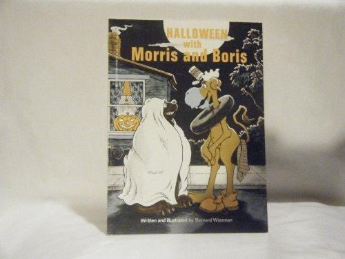 Halloween With Morris and Boris -