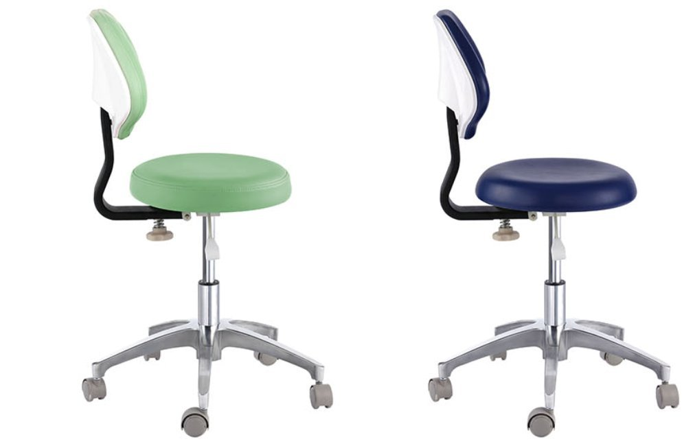 Excellent Zeta Microfiber Leather Dental Doctors Chair Stools Medical Adjustable Mobile Chair Apple Green 9 Ocoug Best Dining Table And Chair Ideas Images Ocougorg