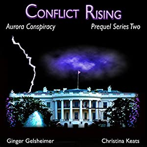 Conflict Rising Audiobook