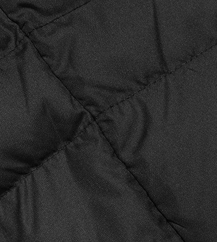 Durée Courte Noir Longue Manteau Doudoune Femme Blouson Lapasa Rembourrage Chaleur Léger Et L18 Duvet Naturel Chaud wOAEqxS