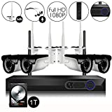 CAMVIEW Wireless Security Camera System ...