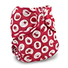 Buttons Cloth Diaper Cover - One Size (Rosebud)