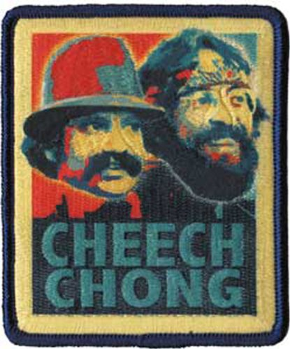 Licenses Products Cheech and Chong Retro Sticker C/&D Visionary Inc S-7395