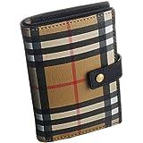5ef620dfe760 Amazon | (バーバリー) BURBERRY FINSBURY WALLET 二つ折り財布 ミニ財布 ...