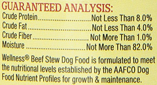 Wellness-Thick-Chunky-Natural-Wet-Grain-Free-Canned-Dog-Food-Beef-Stew-125-Ounce-Can-Pack-of-12