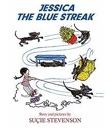 Jessica the Blue Streak