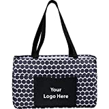 Medium Utility Tote - 96 Quantity - $5.75 Each - PROMOTIONAL PRODUCT / BULK / BRANDED with YOUR LOGO / CUSTOMIZED