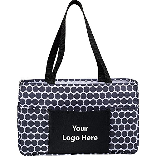 Medium Utility Tote - 96 Quantity - $5.75 Each - PROMOTIONAL PRODUCT / BULK / BRANDED with YOUR LOGO / CUSTOMIZED by Sunrise Identity