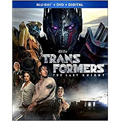 Transformers: The Last Knight [Blu-ray]