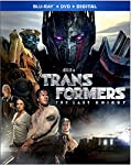 Cover Image for 'Transformers: The Last Knight'