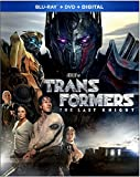 DVD : Transformers: The Last Knight [Blu-ray]
