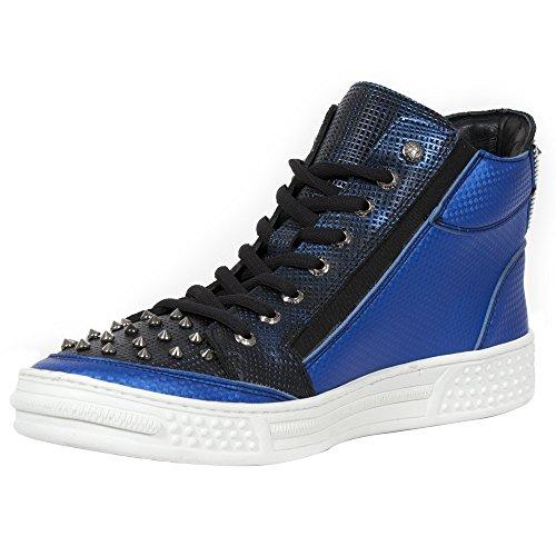 New Rock Pisa Blau Stiefel M.PS039-S19 Blau