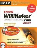 Quicken Willmaker Plus 2009 Edition: Estate Planning Essentials (Book with Software)