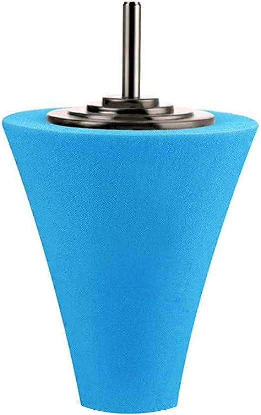 High Professional Sponge Cone Metal Polishing Tool Set//Polishing pad T40 T60 T80