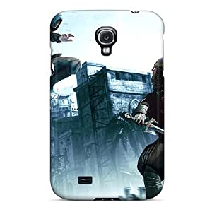 New Game Assassins Creed Tpu Skin Case Compatible With Galaxy S4