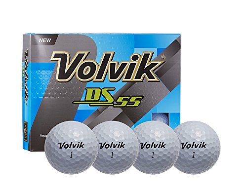 Volvik-DS-55-Golf-Ball-White