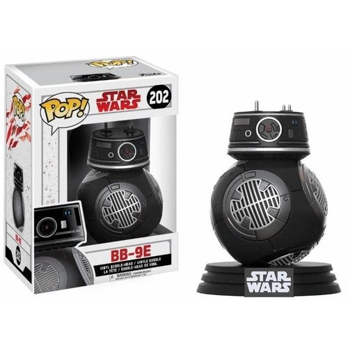 Funko POP! Star Wars: The Last Jedi - BB-9E - Collectible Figure