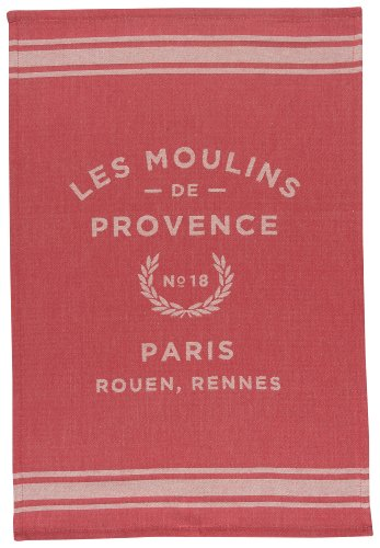 Now Designs Teatowel Moulins Jacquard