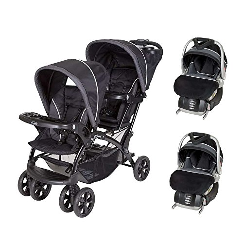 Baby And Toddler Double Prams - 6