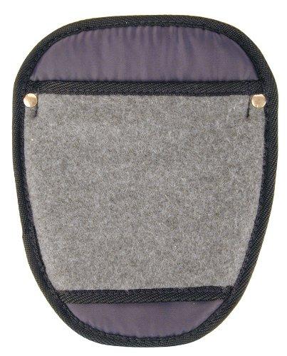 Custom Accessories 31565 Grey Fleece Comforter Seat