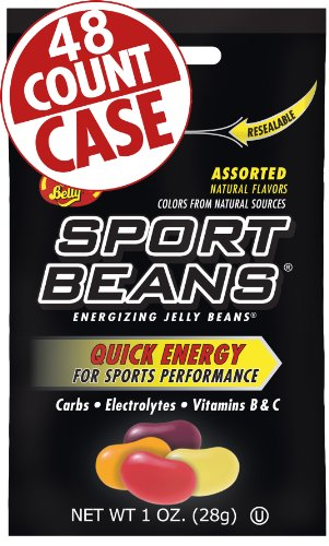 Sport Beans® Jelly Beans Assorted Flavors 48-Pack