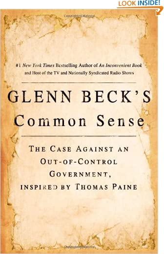Glenn Beck's Common Sense
