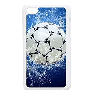 J-LV-F Phone Case Football,Customized Case For Ipod Touch 4