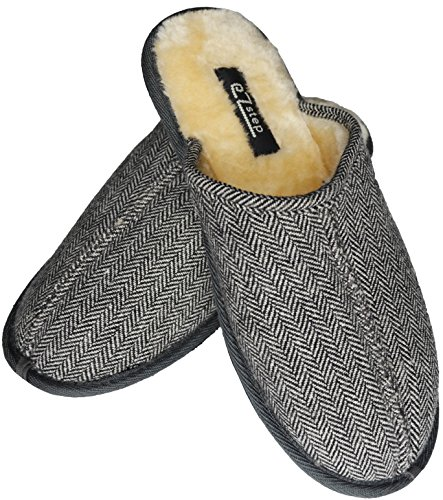 Ezstep Mens Markerar Tofflor Tweed